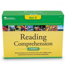 Reading Comprehension Card Sets - gr 4