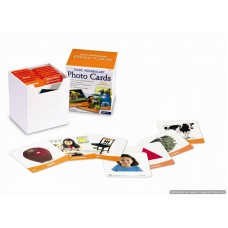 Building Basic Vocabulary Photo Card Set