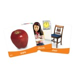 Building Basic Vocabulary Photo Card Set