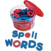 Magnetic Learning Letters, Set of 104