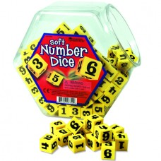 Hands-On Soft™ Number Dice