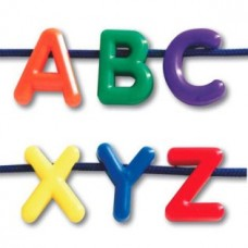 Lacing Alphabet
