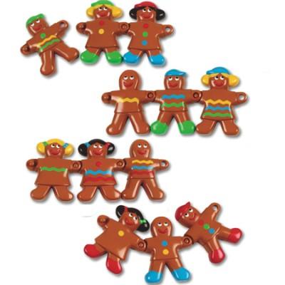 Smart Snacks® Gingerbread Sort & Snap™