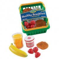 Pretend & Play® Healthy Breakfast Set, Set of 18