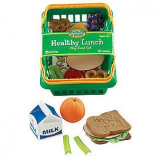 Pretend & Play® Healthy Lunch Set, Set of 18