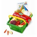 Pretend & Play® Healthy Dinner Set, Set of 19