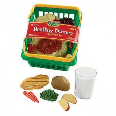 Pretend & Play® Healthy Dinner Set, Set of 19