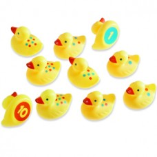 Smart Splash® Number Fun Ducks, Set of 10