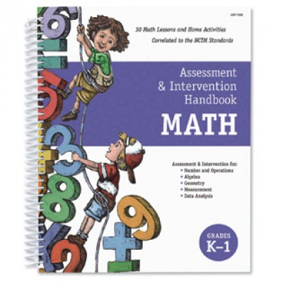 Assessment and Intervention Handbook, Math, Grades K-1
