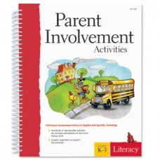 Parent Involvement Activities: Literacy, Grades K-3