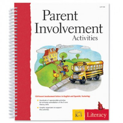Parent Involvement Activities: Literacy, Grades K-3