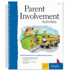 Parent Involvement Activities: Math, Grades K-3