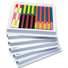 Cuisenaire® Rods Multi-Pack, Plastic