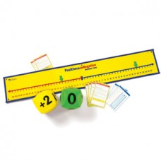 Positive & Negative Number Line Activity Set