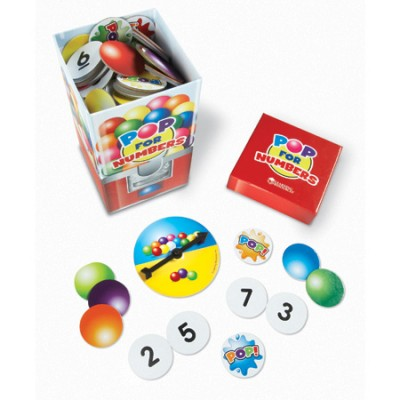 POP for Numbers™ Game
