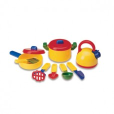 Pretend & Play® Cooking Set, Set of 10