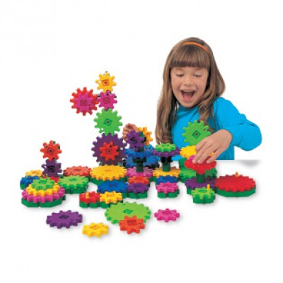 Gears! Gears! Gears!® Wacky Factory®, Set of 130