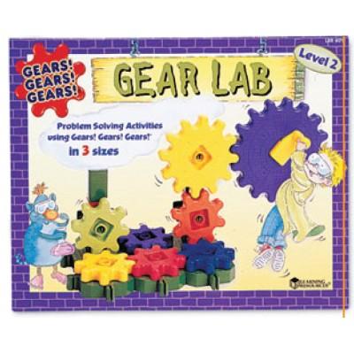 Gears! Gears! Gears!® Gear Lab Activity Book