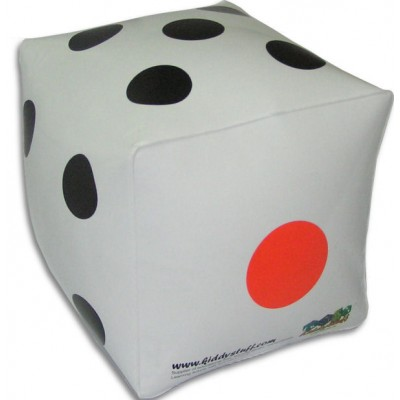 Inflatable Dice (Set of 2)