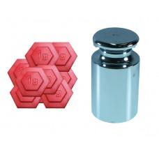 1g Plastic Hexagon Weight(Combo set)