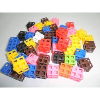2cm Connecting Cubes