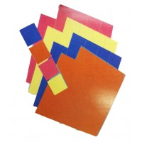 Magnetic Square Tiles