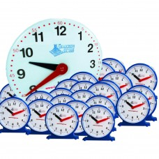 Geared Clock, Class Set A