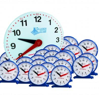 Geared Clock, Class Set A