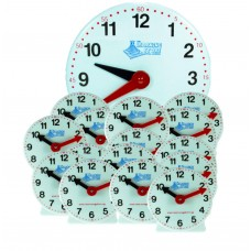 Geared Clock, Class Set B