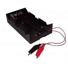 2-AA batt holder Set/10