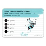 Hot Dots® Laugh it Up! Vocabulary Development Cards - Prefixes and Suffixes