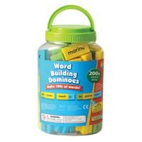 Word-Building Dominoes