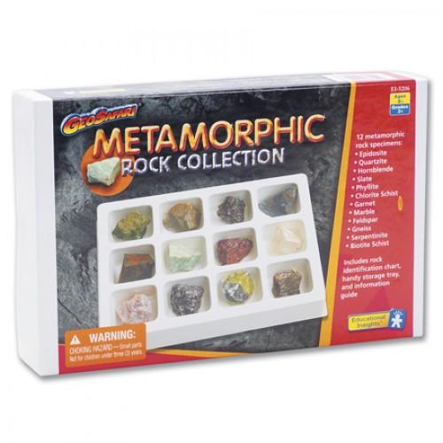 GeoSafari Metamorphic Rock Collection