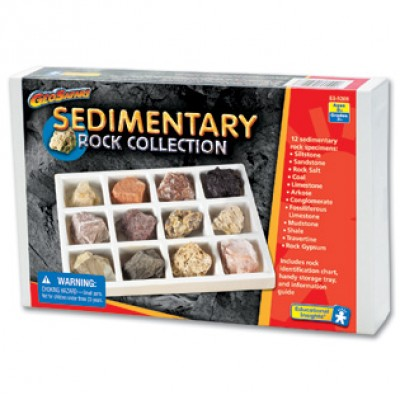 GeoSafari Sedimentary Rock Collection