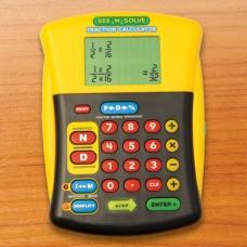 See 'n' Solve Fraction Calculator