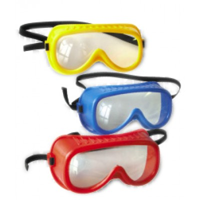 Plastic Safety Goggles(set/10)