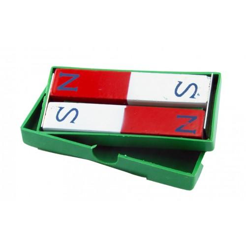 Bar Magnet - Pair of 75mm Bar Magnet