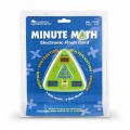 Minute Math Electronic Flash Card™