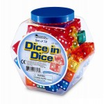 Dice in Dice (Set of 72)