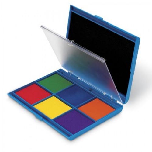 7 Color Stamp Pad