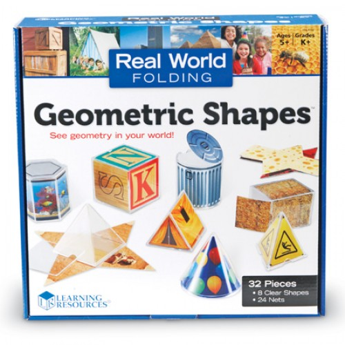 Real World Geometric Shapes™