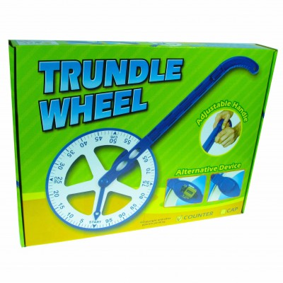 Metric Trundle Wheel with Counter