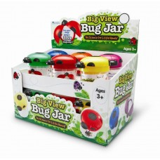 Big View Bug Jars, Set of 12