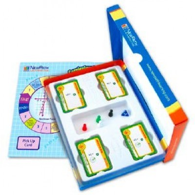 Grade 4 Math Curriculum Mastery® Game (Study Group)