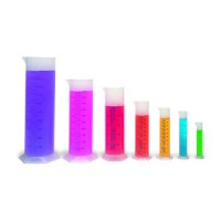Measuring Cylinder, Set of 7
