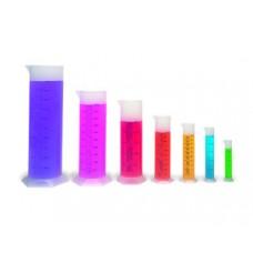Measuring Cylinder, Set of 7