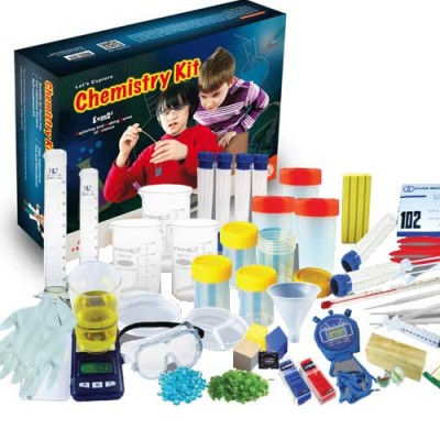 Let's Explore Chemistry Kit