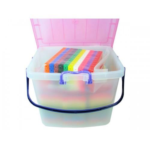 Classpack Multi-Link Cubes, Set of 2000