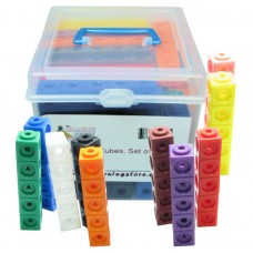 Link Cubes, Set of 250pcs in storage container