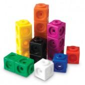 Link Cubes, Set of 100 pcs